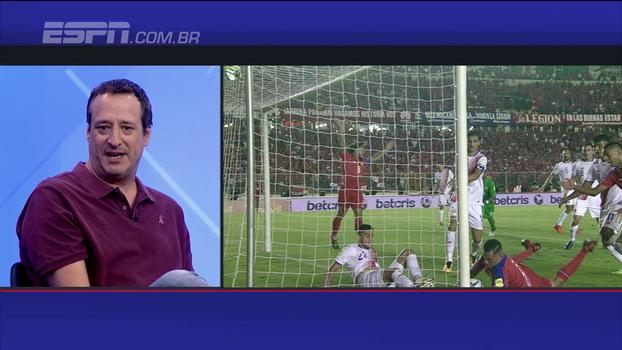 'O primeiro gol do Panamá é algo totalmente bizarro; um chip na bola resolvia na hora', diz Gian