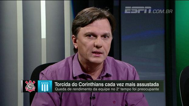 Momento de instabilidade do Corinthians não surpreende Mauro Cezar Pereira: 'Tudo isso era de se esperar'