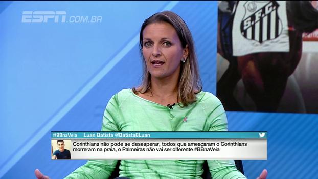 Ju Cabral relata o que aconteceu em reunião de mais de duas horas na CBF sobre futebol feminino
