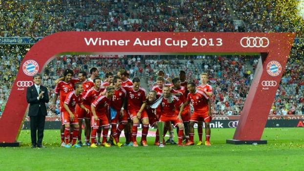 Copa Audi (Final): Melhores momentos de Bayern de Munique (campeão) 2 x 1 Manchester City