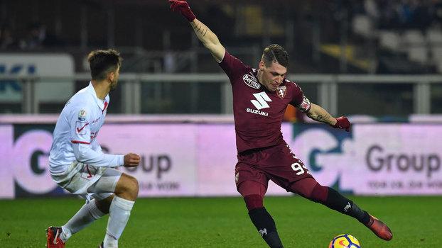Assista aos gols da vitória do Torino sobre o Carpi por 2 a 0!