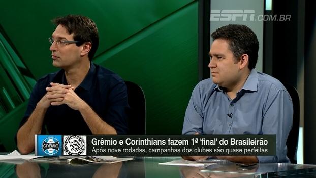 Bertozzi: 'Nada se compara ao que seria o Grêmio perder o Luan, que é o craque do campeonato'
