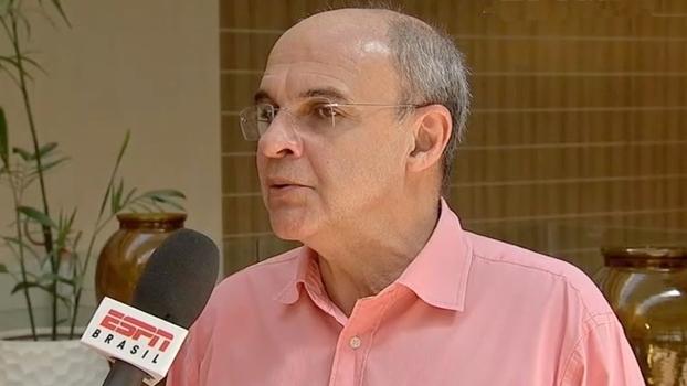 Presidente diz que Flamengo não deve se preocupar com dificuldade do grupo na Libertadores