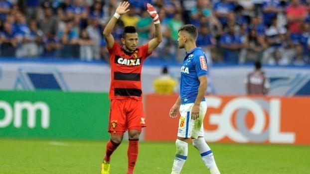 Brasileiro: Gols de Cruzeiro 1 x 2 Sport