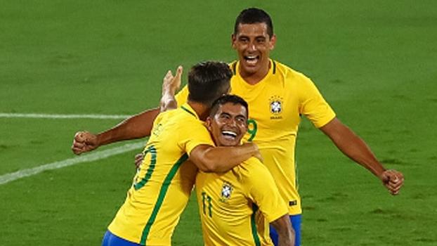 Diego Souza comenta diferença de função na seleção: 'No Sport eu não sou esse último jogador'