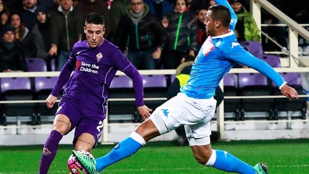 Italiano: Gols de Fiorentina 3 x 3 Napoli