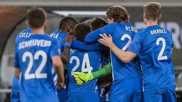 Duelo belga termina empatado, e Genk avança na Europa League