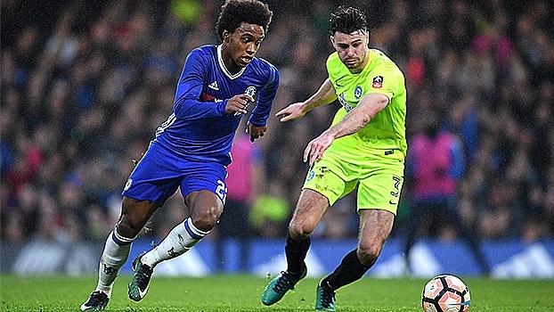 Copa da Inglaterra: Melhores momentos de Chelsea 4 x 1 Peterborough
