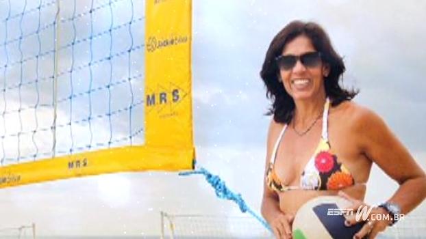 Você sabia? Jackie Silva, medalhista no vôlei de praia, já foi levantadora na quadra