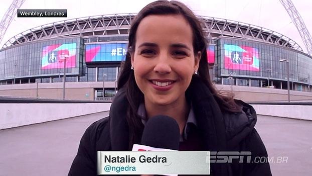 Duelo entre os favoritos ao título, retorno de Gabriel Jesus e mais: Natalie Gedra faz a prévia da Copa da Inglaterra