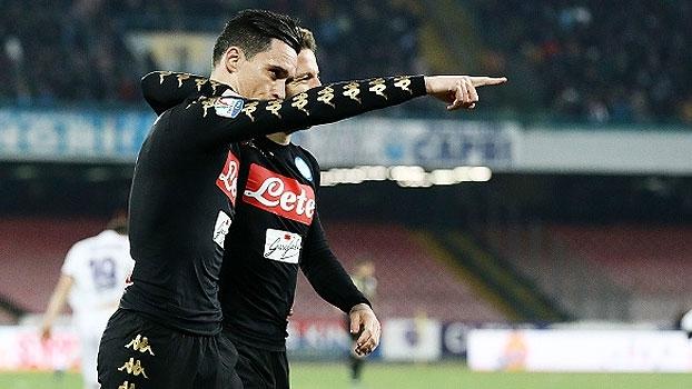 Copa da Itália: Melhores momentos de Napoli 1 x 0 Fiorentina
