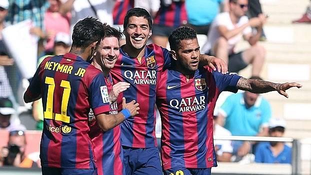 Confira todos os gols da 35ª rodada do Espanhol