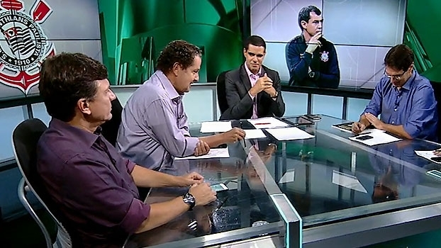 Juca: 'Corinthians está longe de ser o melhor do Campeonato; está sofrido de ver'