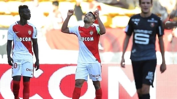 Francês: Gols de Monaco 3 x 0 Rennes