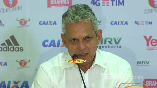 Rueda elogia comprometimento coletivo do Flamengo em goleada sobre o Bahia