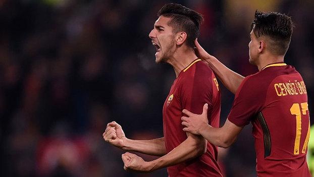 Veja os melhores momentos da vitória da Roma sobre a SPAL por 3 a 1 pelo Italiano