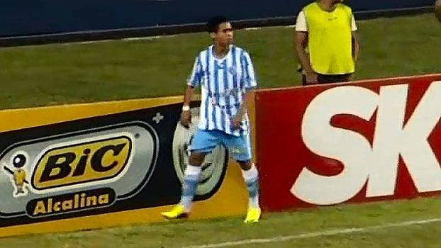 Brasileiro - Série B: Gol de Paysandu 1 x 0 ABC