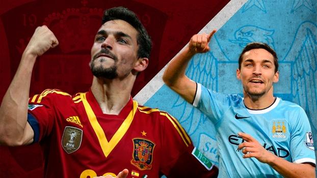 Caras da Copa: Jésus Navas supera síndrome para ser destaque na Copa