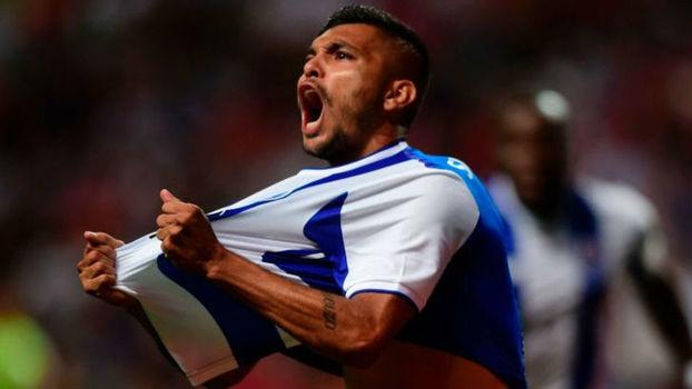 Português: Gol de Braga 0 x 1 Porto