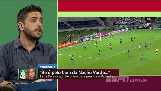 Crefisa investigada após denuncia de dentro do clube; Nicola da detalhes de briga política no Palmeiras
