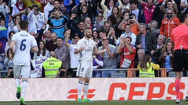 LaLiga: Gols de Real Madrid 3 x 0 Alavés