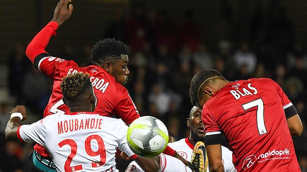 Brasileiro marca e Toulouse empata com o Guingamp fora de casa pelo Francês