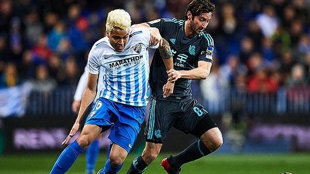 Assista aos gols da vitória do Real Sociedad sobre o Malaga por 2 a 0!