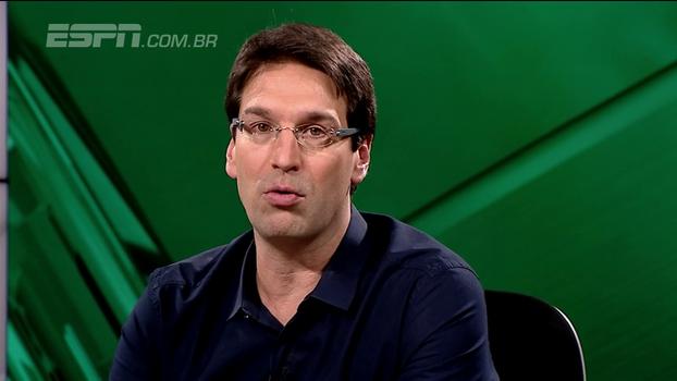 Arnaldo Ribeiro: 'Não tenho dúvida alguma de que o Fla vai mais pressionado para 2018 que o Palmeiras'