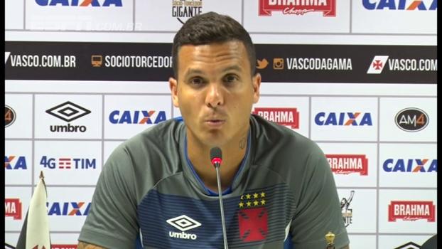 Ramon comemora boa sequência do Vasco no Campeonato Brasileiro: 'Vamos terminar o ano com o objetivo alcançado'
