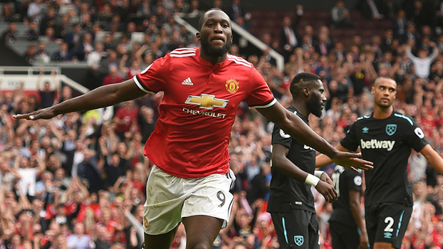 Premier League: Gols de Manchester United 4 x 0 West Ham