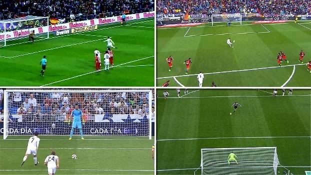 Diego Alves x Cristiano Ronaldo: veja o incrível aproveitamento do novo goleiro do Fla contra o português