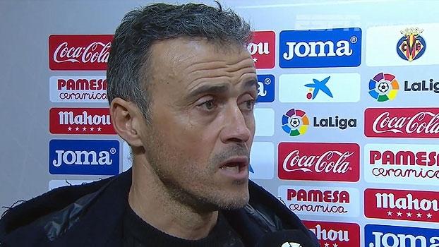 Diferente de outras temporadas, Barça vê Real abrir vantagem e Luis Enrique admite: 'Estão mais fortes'