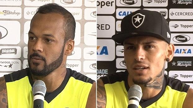 Bruno Silva coloca 'clima' como principal fator de arrancada no Botafogo