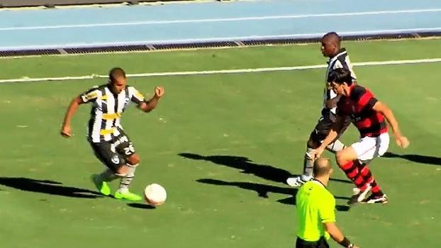 Em 2013, Botafogo ignorou vantagem do Flamengo, venceu e foi à final; relembre