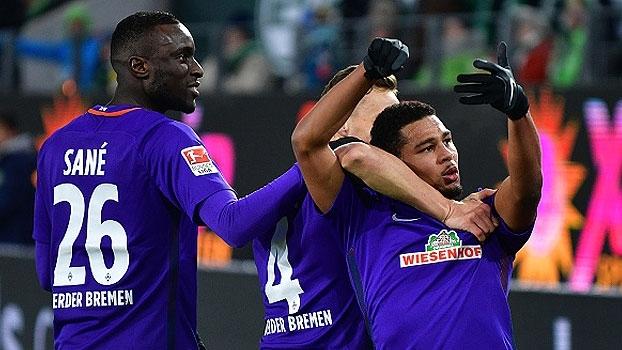 Assista aos melhores momentos da vitória do Werder Bremen sobre o Wolfsburg por 2 a 1!