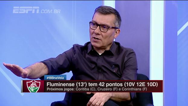 Calçade comenta possibilidade de Fenômeno na direção do Corinthians: 'Ele não precisa de cargo, precisa ser o Ronaldo'