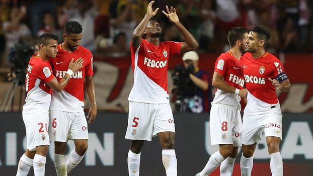 Veja os gols da vitória do Monaco sobre o Toulouse por 3 a 2 pelo Campeonato Francês