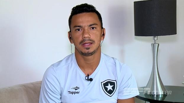 'Torcida pode esperar que a gente vai chegar longe', diz Lindoso, sobre Botafogo na Libertadores