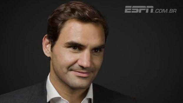 Escalada até o topo e consolidação com títulos: Federer e Serena Williams dividem trajetórias