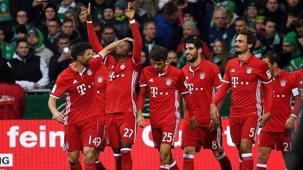 Bundesliga: Gols de Werder Bremen 1 x 2 Bayern de Munique