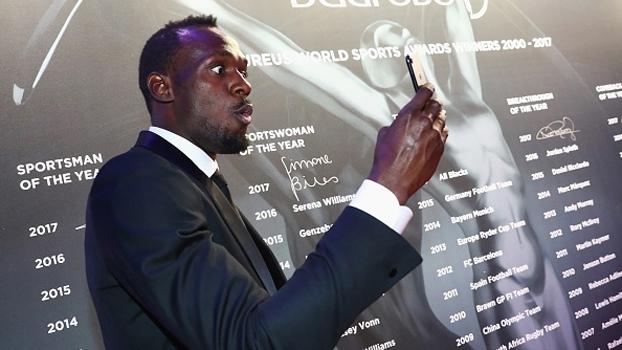 Usain Bolt e Simone Biles são eleitos os atletas do ano de 2016
