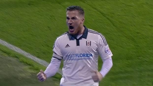 Assista aos gols da vitória do Fulham sobre o QPR por 4 a 0!