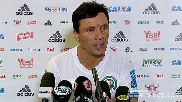 Zé Ricardo elogia Resende e destaca partida de jovens após vitória