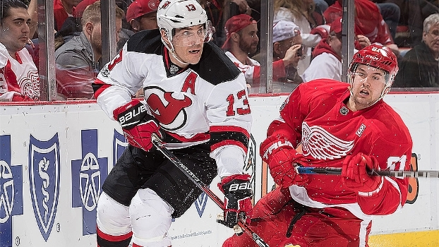 New Jersey Devils vence Detroit e quebra sequência de duas derrotas