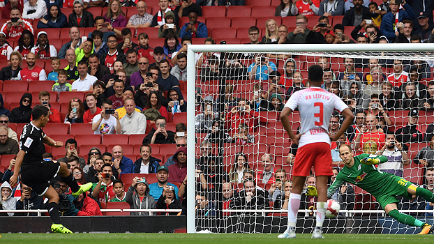 Assista ao gol da vitória do Sevilla sobre o Leipzig