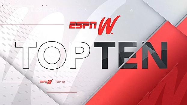 Milagre de goleira, golaço e mais! Veja as 10 melhores jogadas da semana no Top 10 do espnW