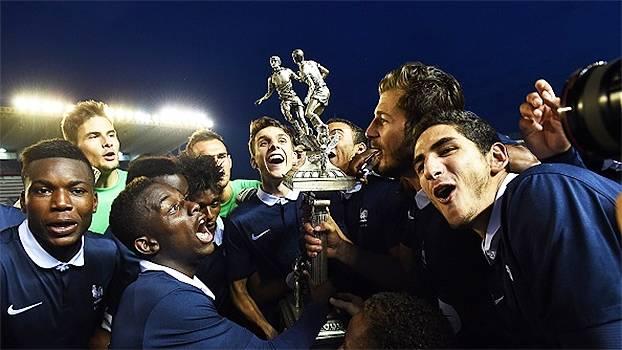 França vira sobre Marrocos e conquista 12º título do Torneio de Toulon