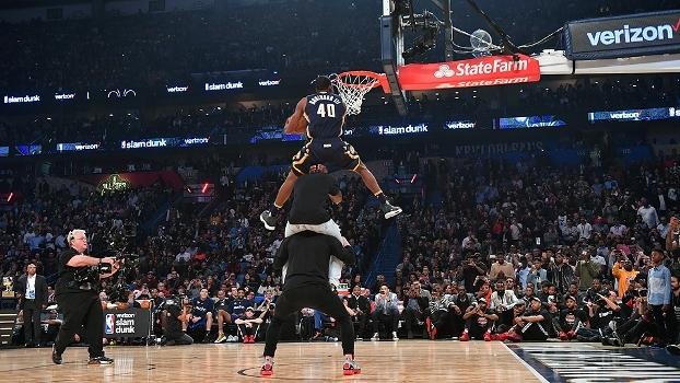 Glenn Robinson III surpreende e leva o campeonato de enterradas da NBA; veja os melhores momentos