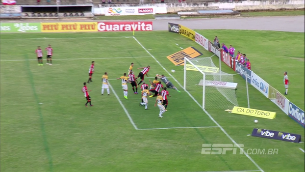 Assista aos gols da vitória do CRB sobre o Criciúma por 2 a 1!