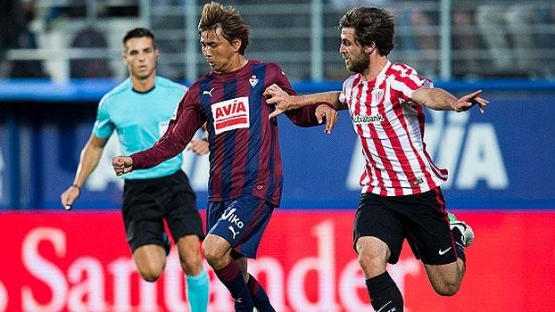 Assista aos melhores momentos da vitória do Athletic Bilbao sobre o Eibar por 1 a 0!